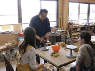 毎日使う器を作ろう!陶芸教室